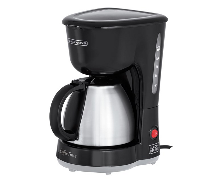 CAFETEIRA BLACK+DECKER CM15 127V