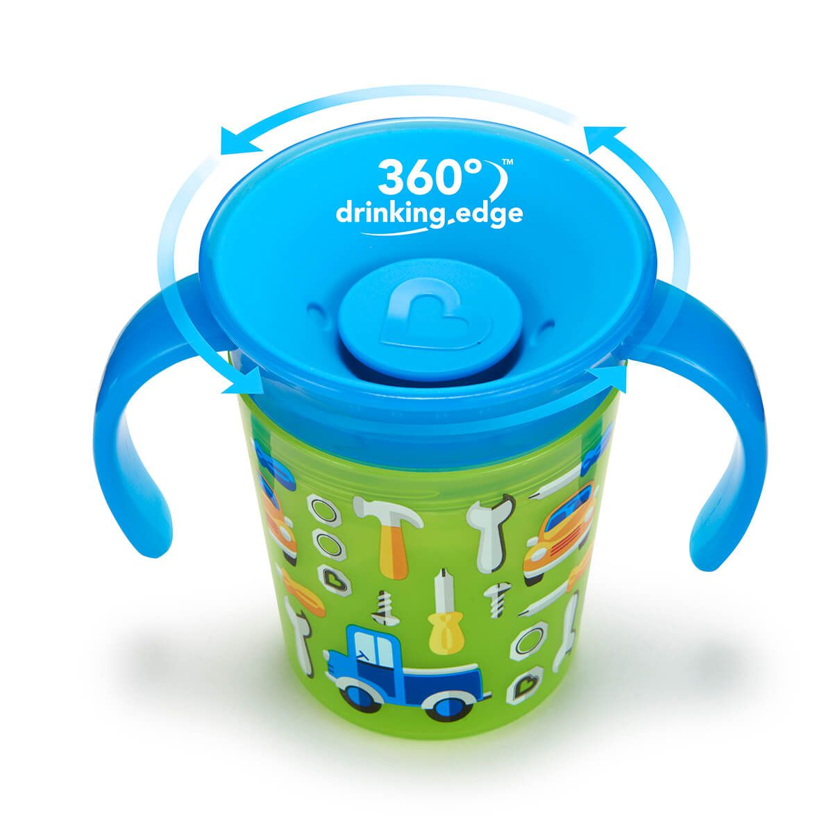 COPO DE TREINAMENTO 360 DECO - MUNCHKIN