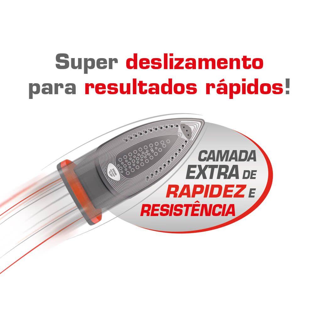 FERRO A VAPOR ARNO SUPERGLISS FSX1 127V