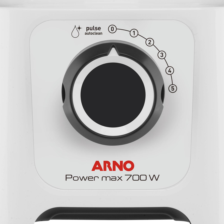 LIQUIDIFICADOR ARNO POWER MAX 700W - LN51 - BRANCO