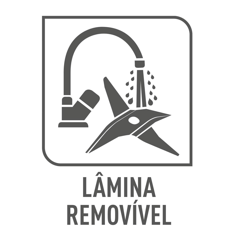 LIQUIDIFICADOR ARNO POWER MIX LIMPA FÁCIL LQ31 - CINZA E PRETO