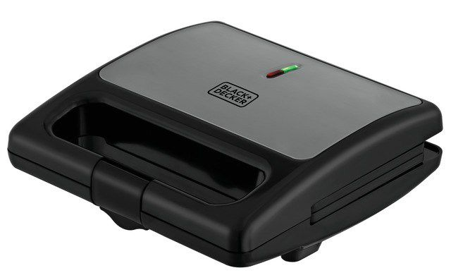 SANDUICHEIRA ELÉTRICA SM750-BR BLACK+DECKER 127V