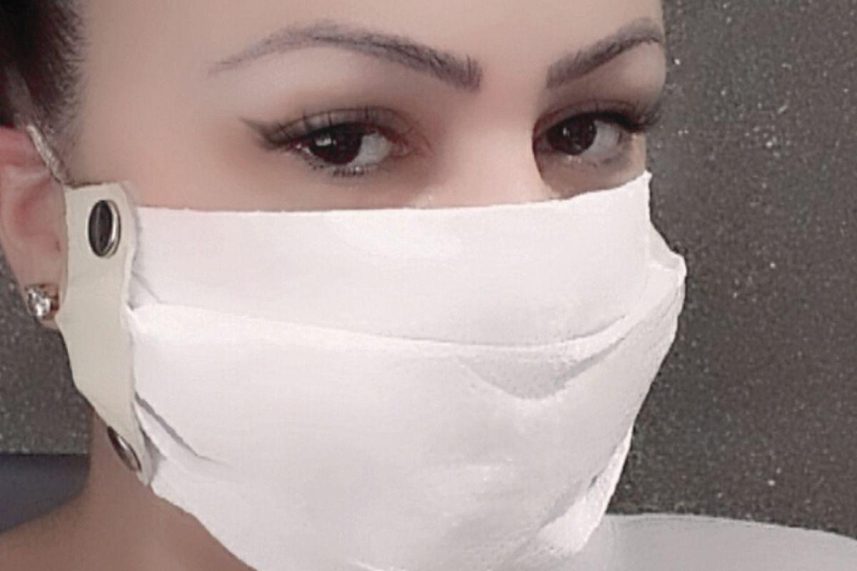 Mascara Reutilizável  - UtilPratik