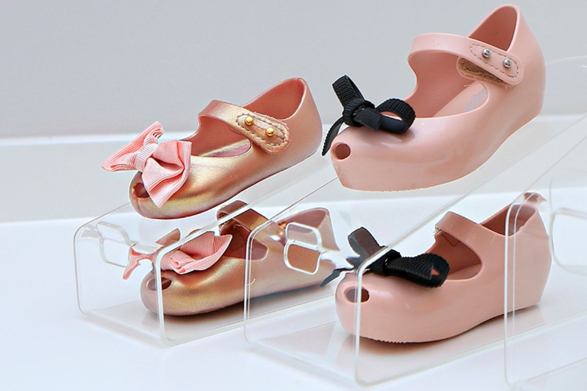 Organizador de Sapatos Infantil - 10 unidades