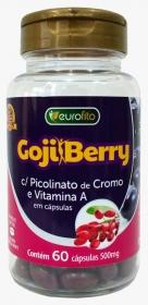 Goji Berry 500mg - 60 cápsulas soft gel - Eurofito