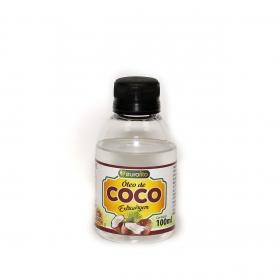 Óleo De Coco Extra Virgem 100ml - Eurofito