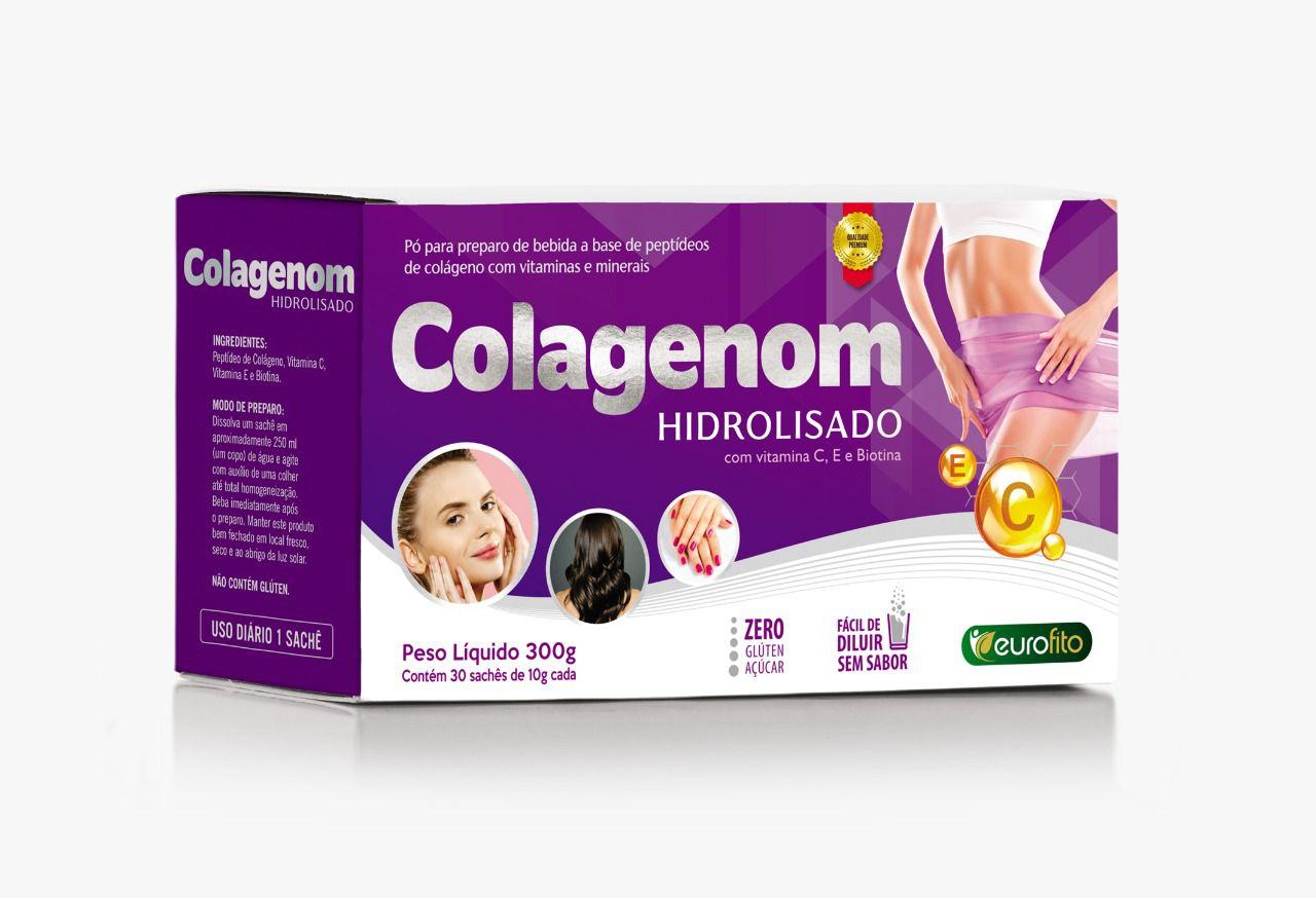 Colagenom hidrolisado sachê - Eurofito