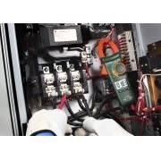 Alicate Amperímetro AC 600A + NCV Extech MA610
