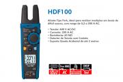 Alicate Amperímetro Minipa HDF-100