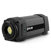 Câmera Térmica de Montagem Fixa para Triagem Elevada de Temperatura de Pele Flir A320 Tempscreen