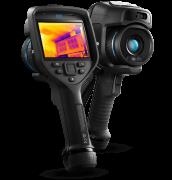 Câmera Térmica Termovisor 110.000 (384 x 288) pixels C/MSX E WIFI Flir e85