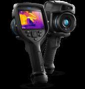 Câmera Térmica Termovisor 161.472 (464 x 348) pixels C/MSX E WIFI Flir e95