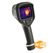 Câmera Térmica Termovisor 43.200 (240 × 180) pixels com MSX e WIFI Flir e6-XT