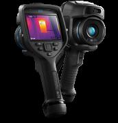 Câmera Térmica Termovisor 43.200 (240 x 180) pixels C/MSX E WIFI Flir e53