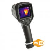 Câmera Termográfica Portátil 80 x 60 (4.800 pixels) c/MSX E WI-Fi Flir e4