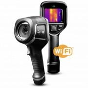 Câmera Térmica Termovisor 76.800 (320 × 240) pixels C/MSX E WIFI Flir e8-XT (Refurbished)