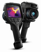 Câmera Termográfica Portátil 320 x 240 (76.800 pixels) c/MSX e Wi-fi Flir E75 24°