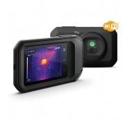 Câmera Termográfica Compacta 128 x 96 (12.288 pixels) c/MSX e Wi-Fi (-20 a 300 °C) Ignite™ Flir C3-X