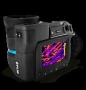 Câmera Termográfica de Alta Definição Flir T1010