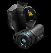 Câmera Termográfica de Alto Desempenho com Visor Flir T860