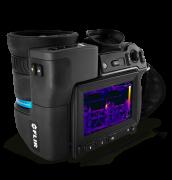Câmera Termográfica HD com Viewfinder Flir T1020