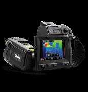 Câmera Termográfica para Manutenção Preditiva Flir T640