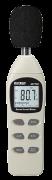 Decibelímetro LCD com gráfico de barras analógico Extech 407730