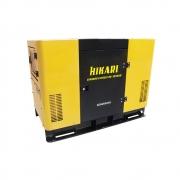 Gerador de Energia a Diesel 9,5kW Hikari HG-10500D