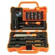 Kit Ferramentas Multifuncional 45 Peças Profissional Jakemy JM-8139 (Caixa com 10 Kits)
