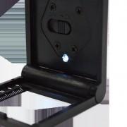 Lupa Conta Fios LED Solver SLF-125