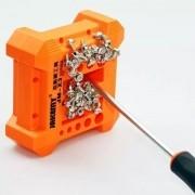 Magnetizador e Desmagnetizador de Chaves Manuais Portátil Jakemy JM-X3 (Caixa com 10 Peças)