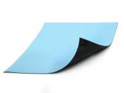 Manta Anti-estática Dupla Camada Azul / Preto 300 x 500MM