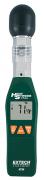 Medidor de tensão térmica WBGT (temperatura do globo de bulbo úmido) Extech HT30 (Refurbished)