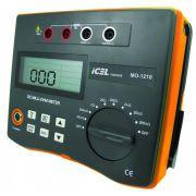 Miliohmímetro Digital Icel MO-1210
