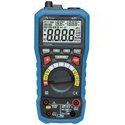 Multímetro 5 em 1 (Luxímetro, Decibelímetro, Termômetro e Higrômetro) Minipa ez 51