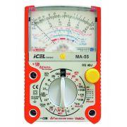 Multimetro Analógico Icel MA-55