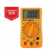Multímetro Digital Hikari HM-1002
