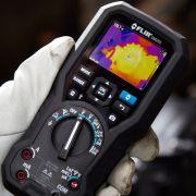 Multímetro Digital com Imagens Térmicas com IGM™ Flir DM285