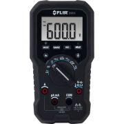 Multímetro Digital TRMS HVAC com Medição de Temperatura Flir DM-64