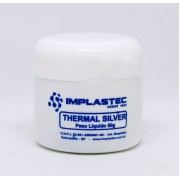 Pasta Térmica Com Prata Thermal Silver Implastec