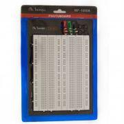 Protoboard 1680 pontos Minipa MP-1680A