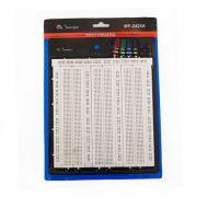 Protoboard 2420 pontos Minipa MP-2420A