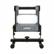 Refletor Portátil Pro Recarregável LED Solver SLP-501