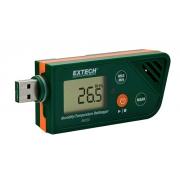 Registrador de dados de Umidade e Temperatura USB Extech RHT30