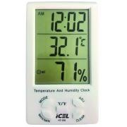 Relógio Termo-Higrômetro Digital Icel HT-200