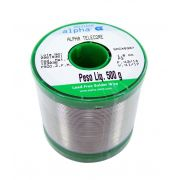 Rolo de Solda Fio 1mm LeadFree Best Sacx0307 500g