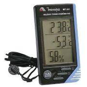 Termo-Higrômetro Digital Minipa MT-241