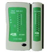 Testador de Cabo de Rede Icel CT-310