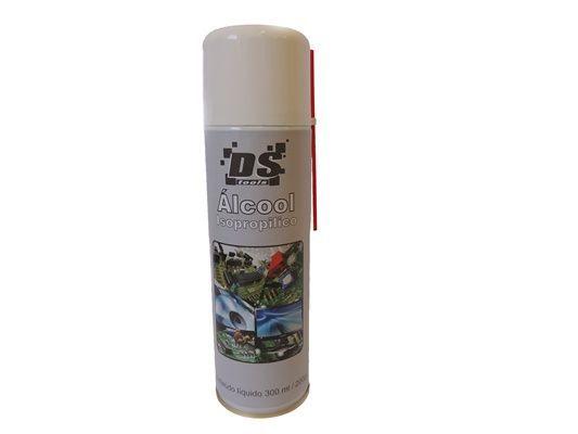Álcool Isopropilico Aerossol DS-Tools 300ml  - MRE Ferramentas