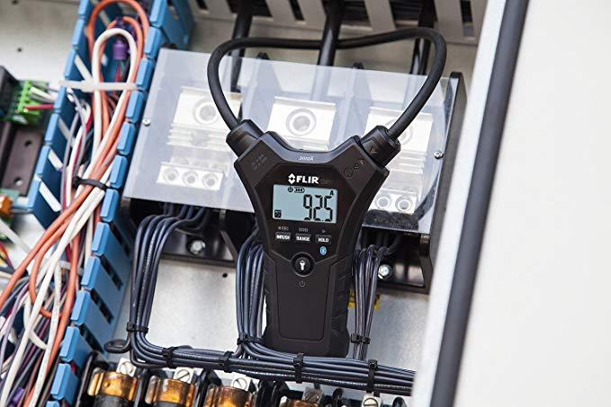 Alicate Amperímetro de Garra Flexível 18 Polegadas Flir CM57  - MRE Ferramentas